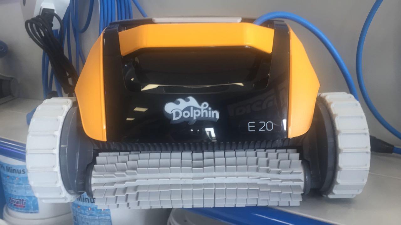 pulitore dolphon E20 proclean