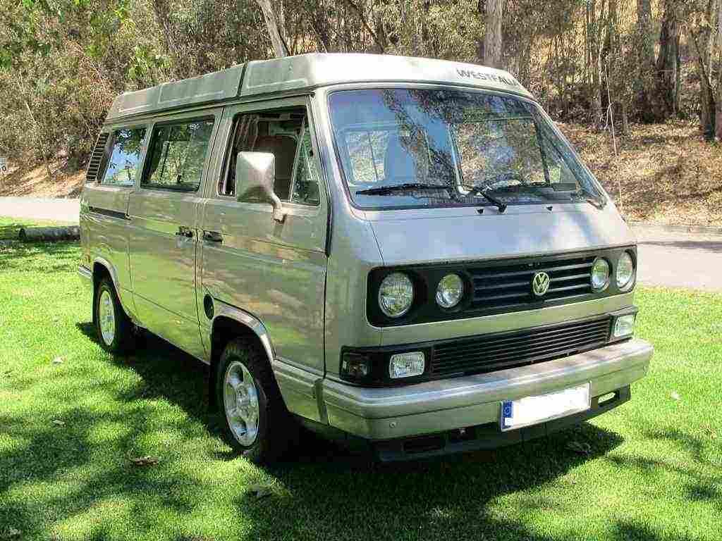 Volkswagen Bus Vanagon Westfalia completa del campeggiatore Anno 1990