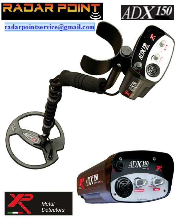 Metal detector ADX 150 XP