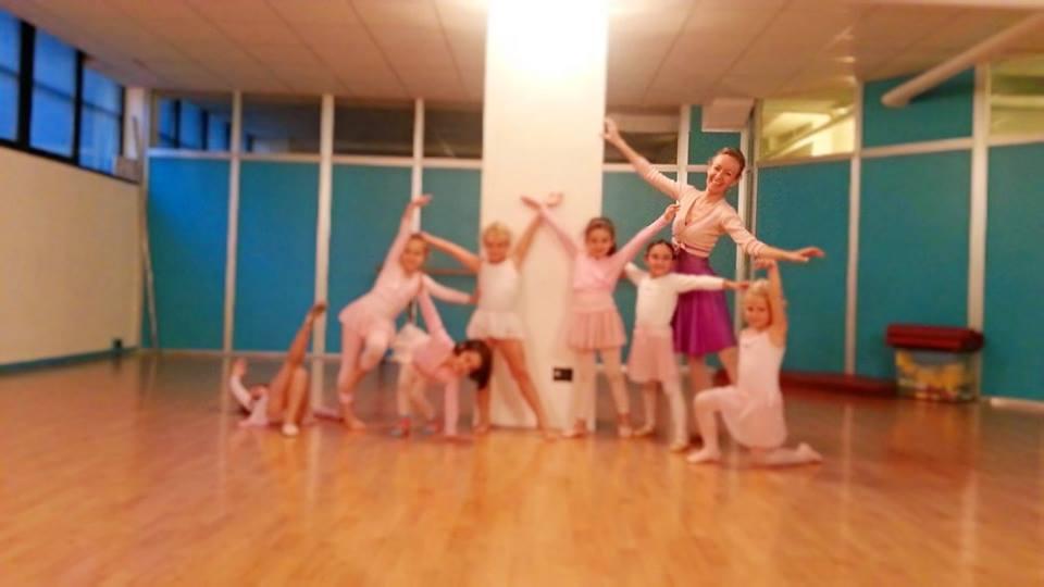 Corso di Danza Classica Espressiva per bambini dai 6 ai 10 anni