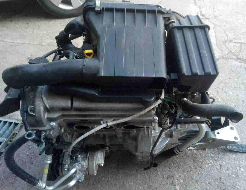 Motore Suzuki Alto / Nissan Pixo 1.0 K10BN