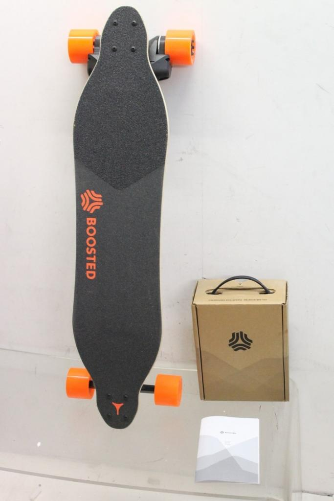 Skate Board Electrico Marca Potenziato Dual 2000w Nuovo