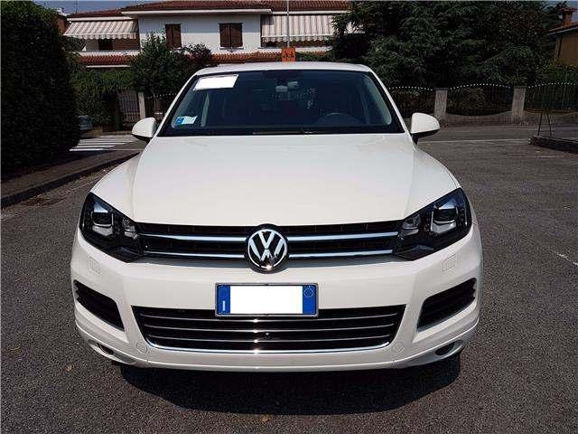 Volkswagen Touareg 3.0 V6 TDI TIPTRONIC