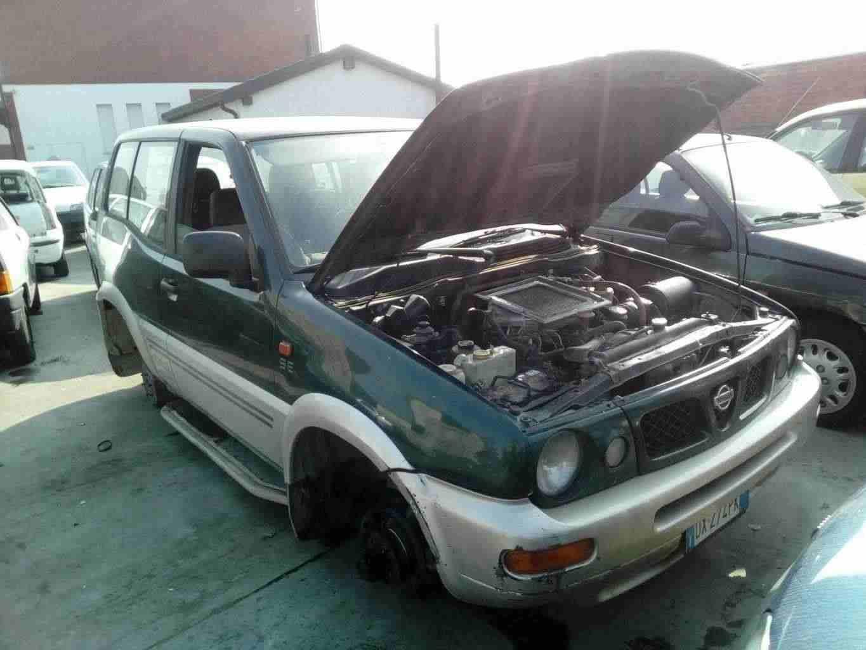 Pezzi ricambi Nissan Terrano II 2.7 TD &quot99 TD27E