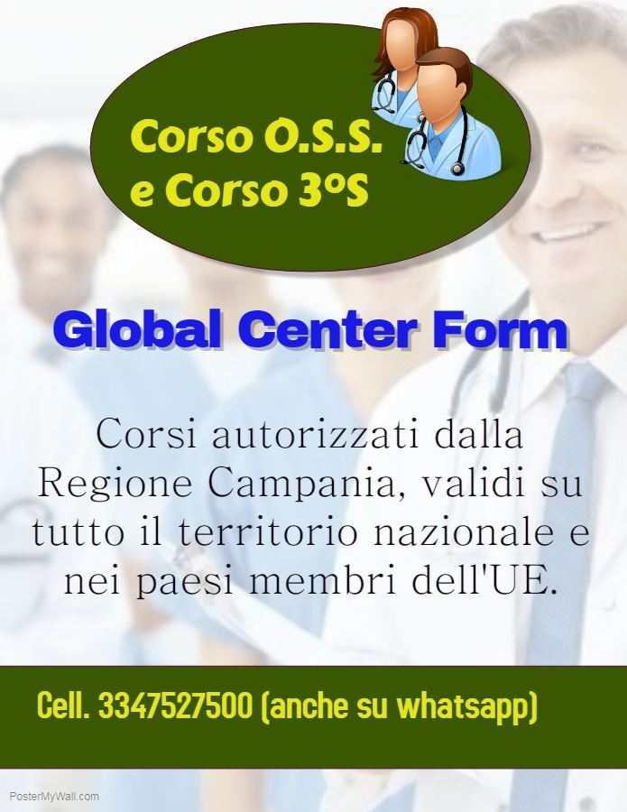 CORSO OSS e CORSO 3°S