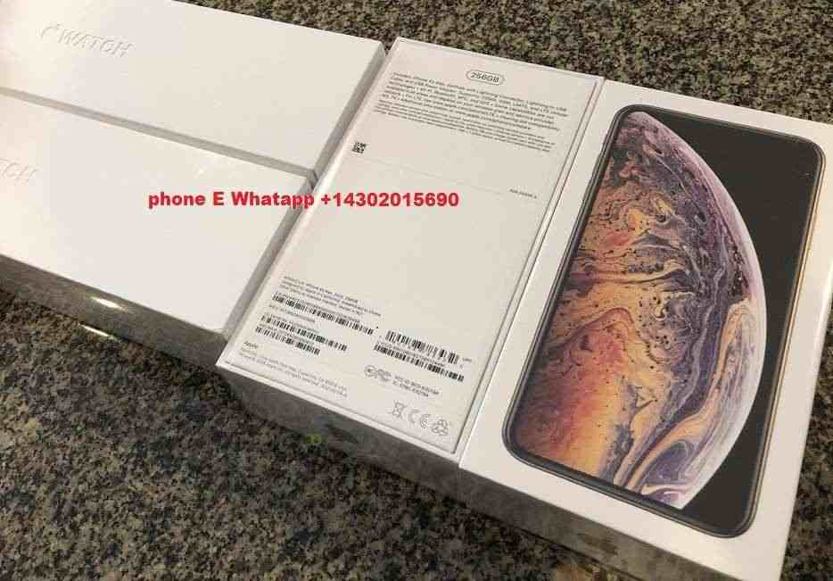 Nuovo Apple iPhone xs max