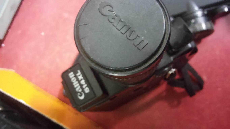 VIDEOCAMERE E MACCHINA FOTOGRAFICA