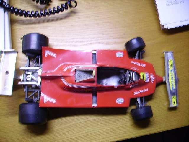 Ferrari 27 312 T5 scala 1/14
