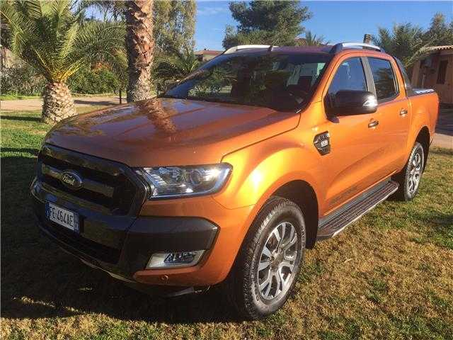 Ford Ranger Wildtrack 3.2 Double Cab