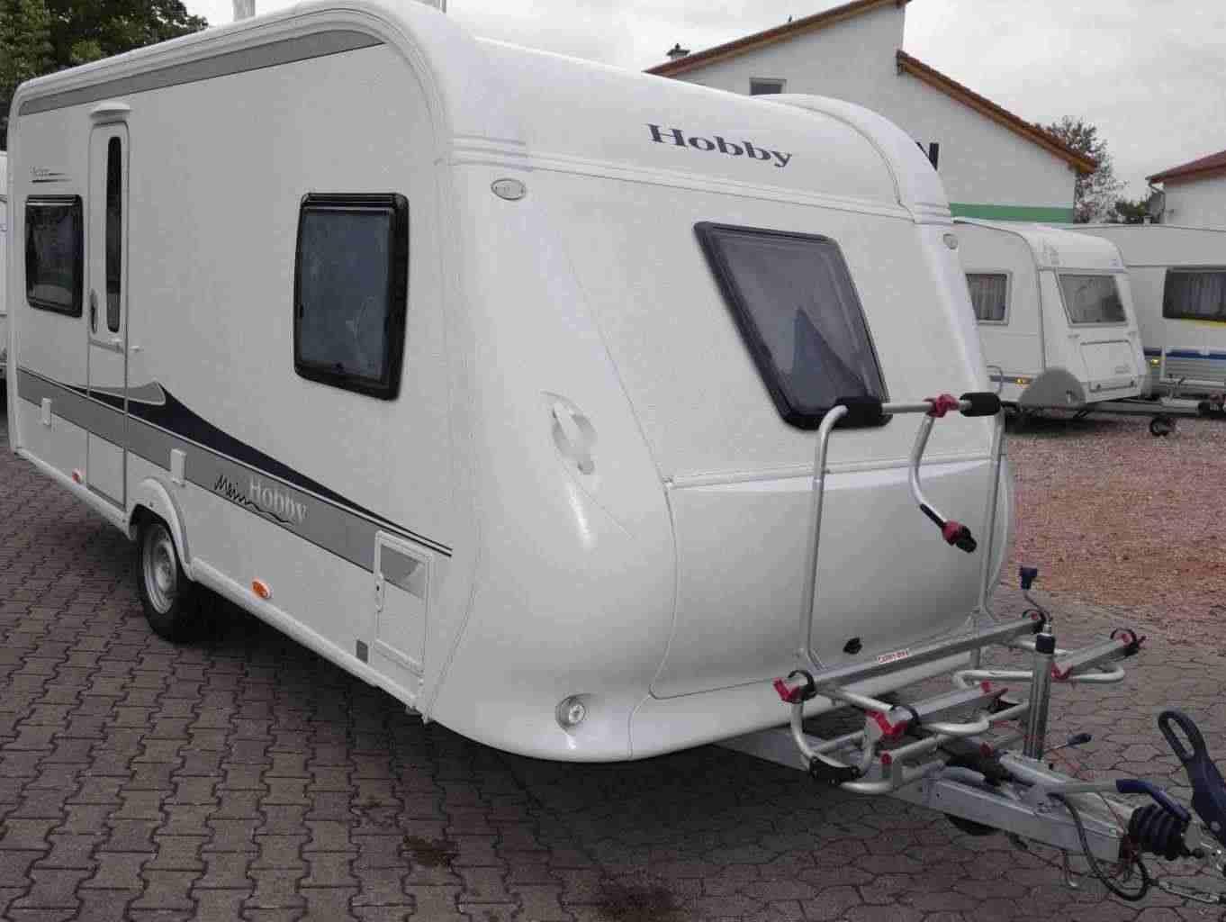 2011 Hobby De Luxe 460 Ufe