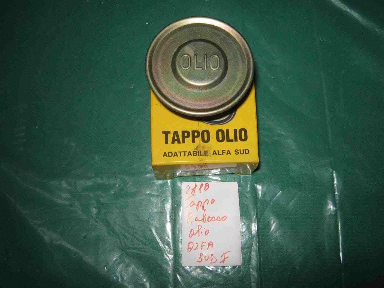 Tappo rabbocco  olio Alfa Sud D'epoca