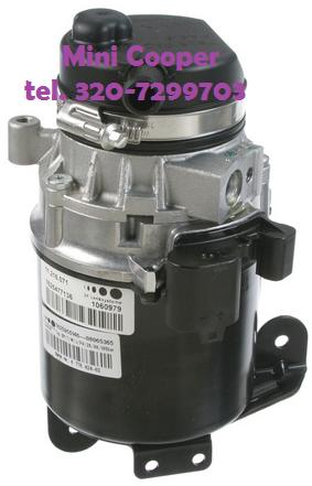 Mini Cooper pompa servosterzo idroguida elettrica