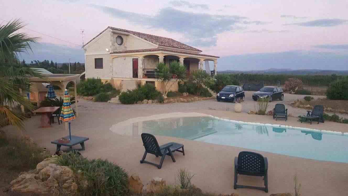 villa bifamiliare vacanze affitto