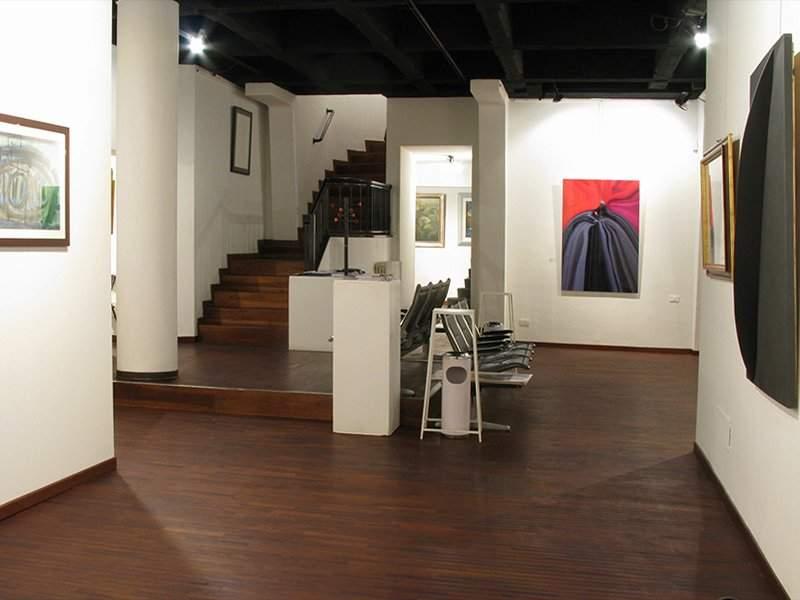 vendita galleria d'arte showroom