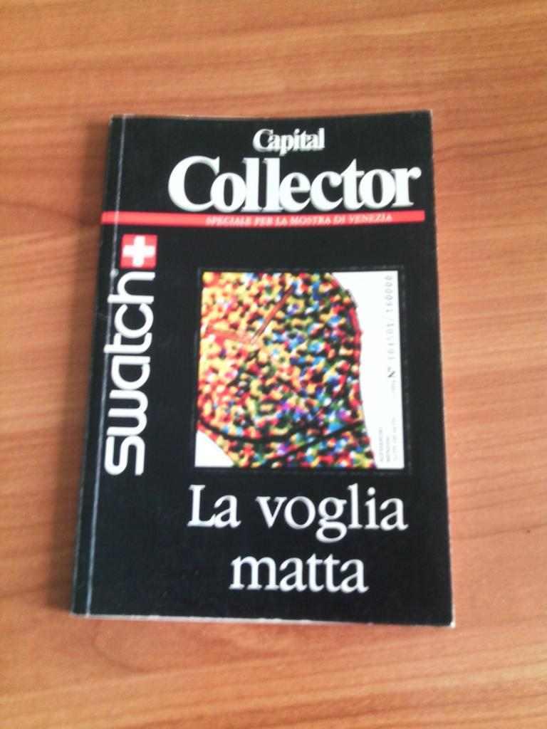 CATALOGO SWATCH COLLECTOR