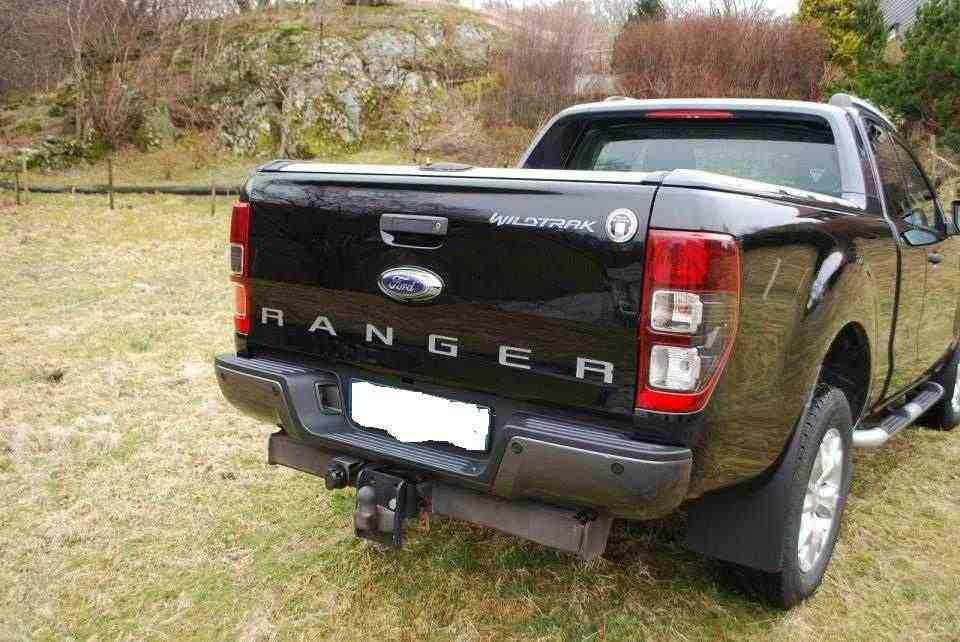 Ford Ranger  Wildtrak 3,2 TDCi 200hk aut 2014