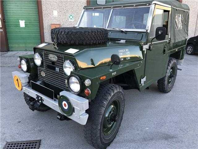 Land Rover Series 88 II