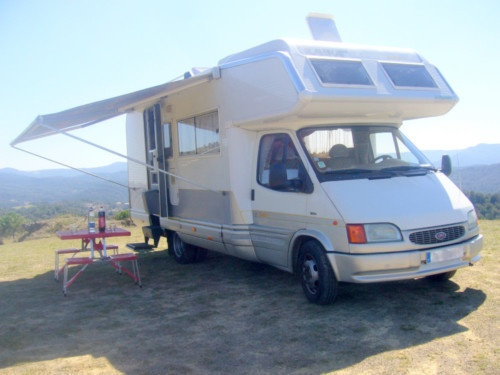 Camper LAIKA ECOVIP 2 di seconda mano.