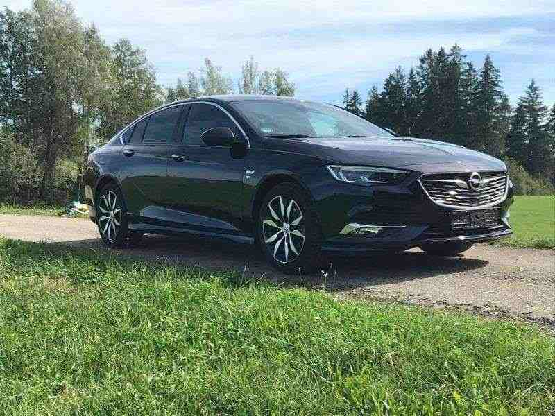 Opel Insignia Grand Sport 1.5 Direct Injection
