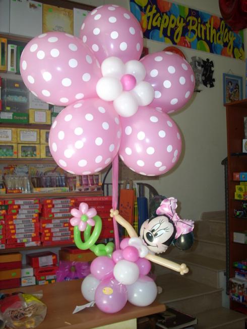 Tutto per le feste e allestimenti con palloncini