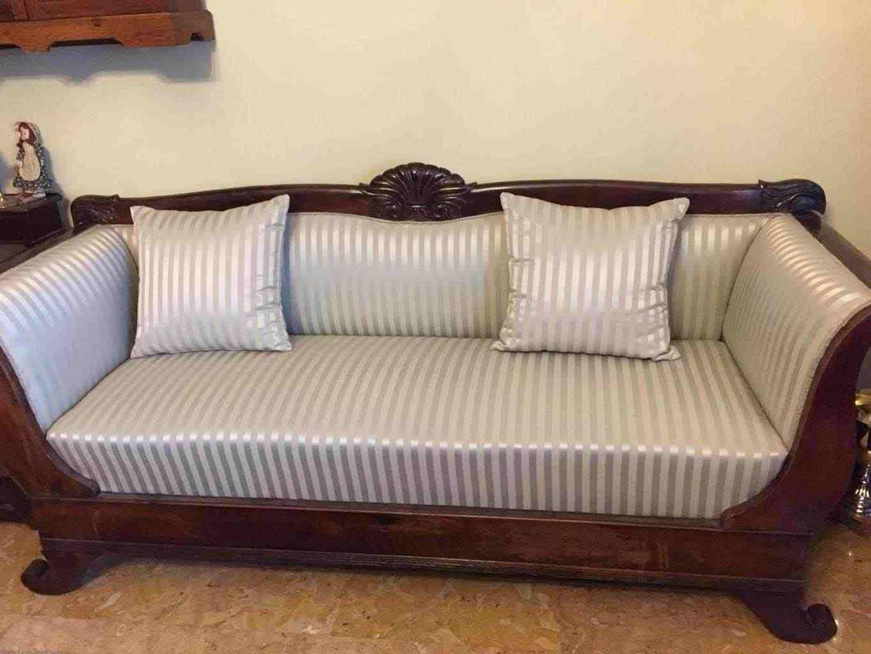Splendido divano dell魸