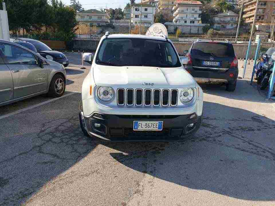Jeep Renegade 1.6 Mjt 120 CV