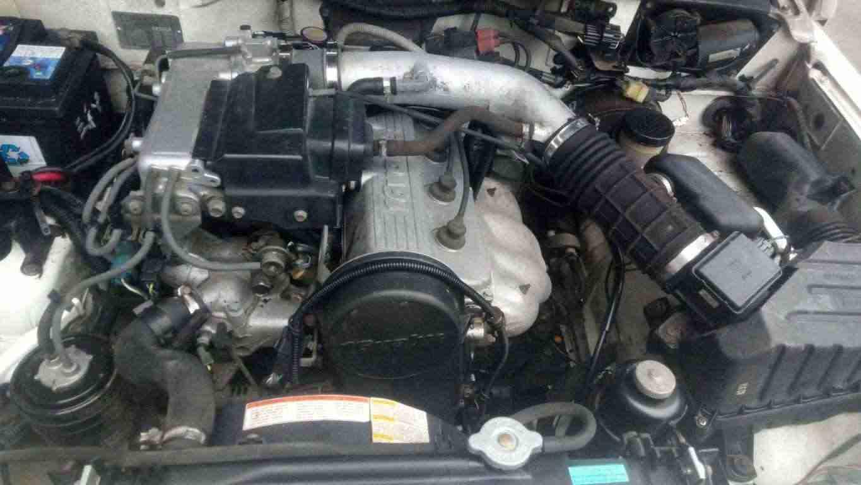 Motore Suzuki Vitara 1600 16 valvole G16B