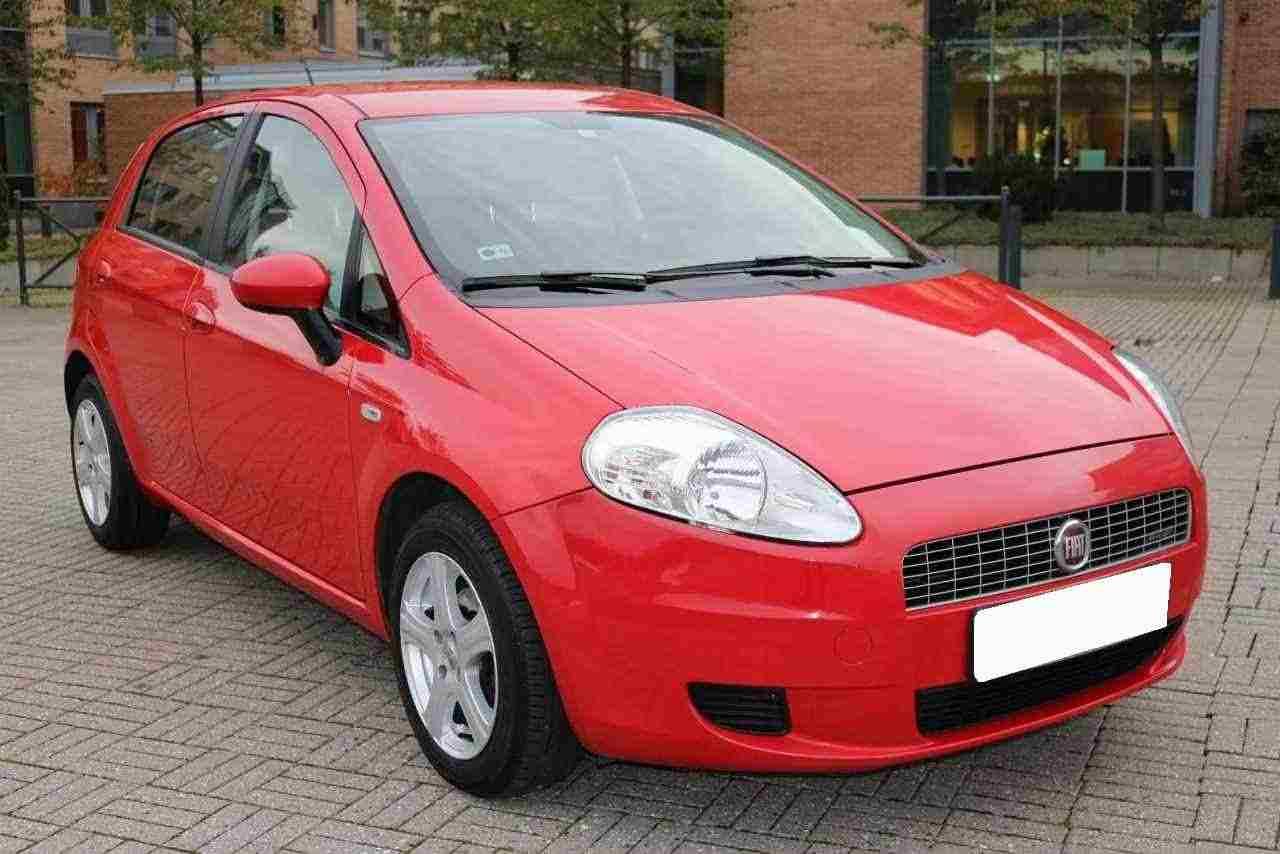 Fiat Punto 1,3TD Multijet