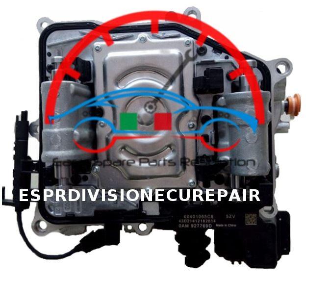 Centralina DSG cambio automatico Audi A1 1.4 TFSI
