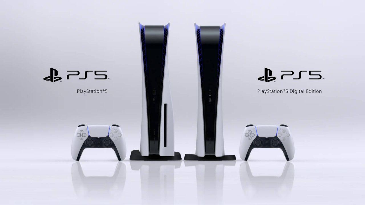 PlayStation cinque nuova