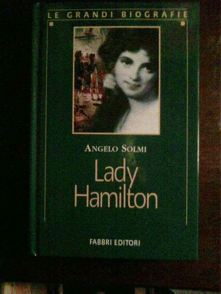 Angelo Solmi - Lady Hamilton