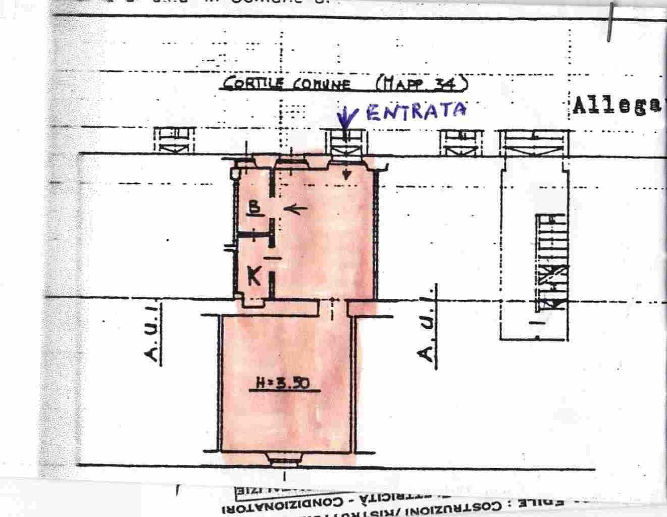 Appartamento Monza città mq 55 - €  49.900