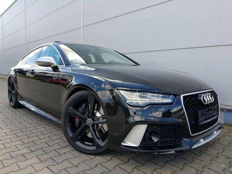 2016 Audi RS7 560 CV