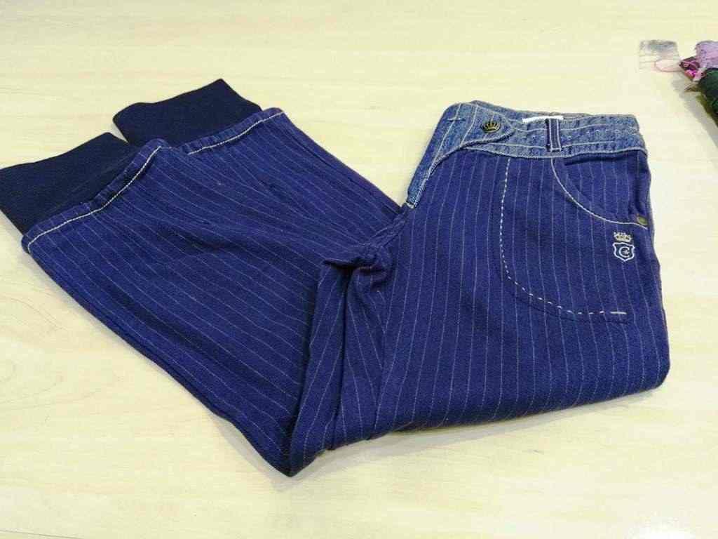 pantaloni bambini a 2,50