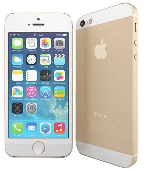 iPhone 5s 16GB Oro - Ricondizionati