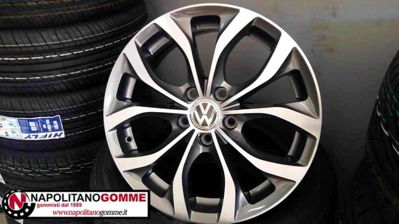 Cerchi Volkswagen Golf 5 6 7 passat 17 pollici