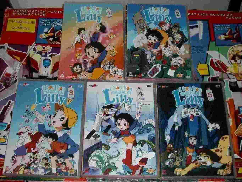 I Bon Bon magici di Lilli serie completa in dvd