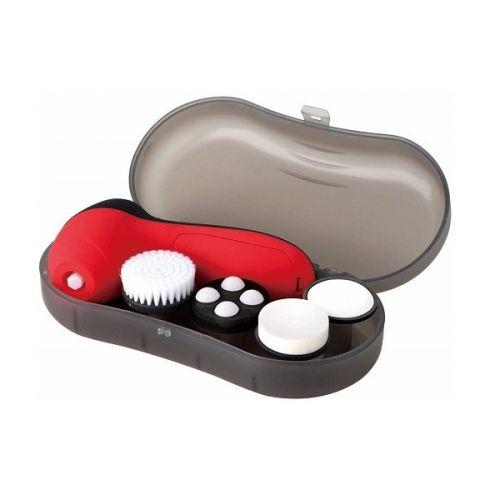 Massaggiatore e pulitore elettrico per viso 4 in 1