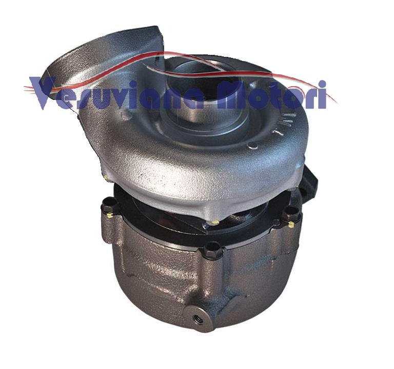 Turbocompressore Rigenerato Bmw 120 d - 320 D