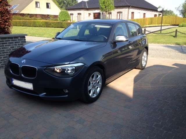 BMW 116 d Efficient Dynamics Edition