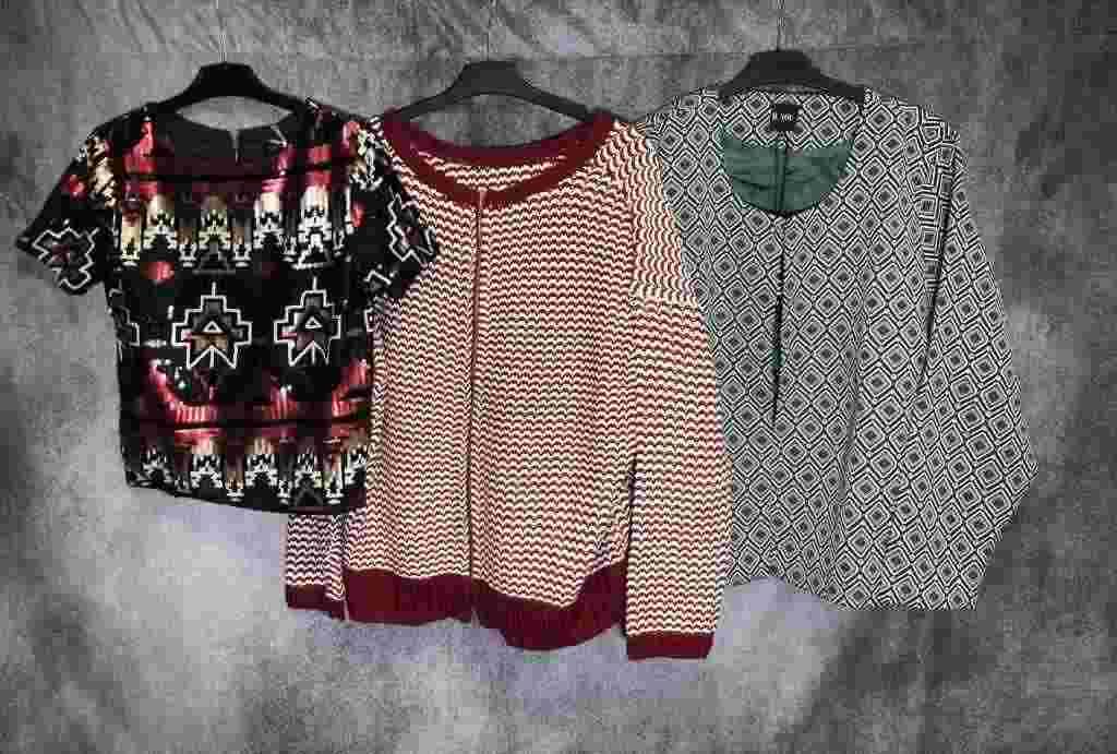 Stock di abbigliamento nuovo
