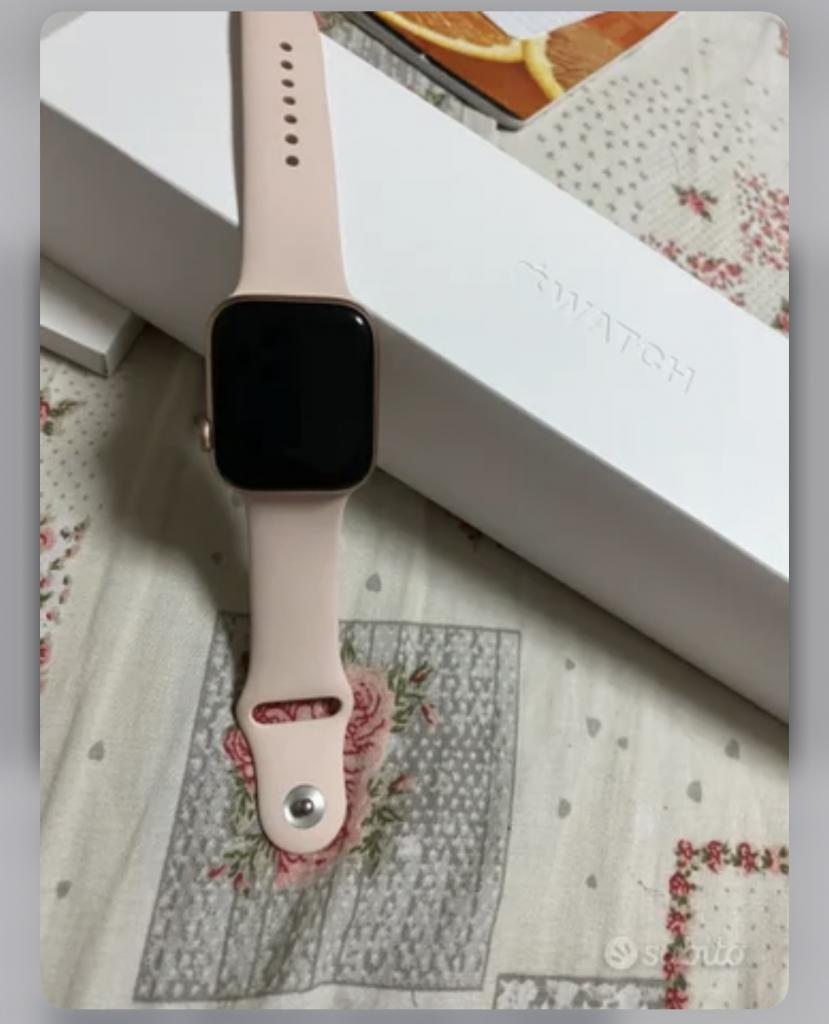 Apple watch series 5 44 mm GPS+Celular