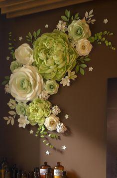 corso paper flower - fiori giganti