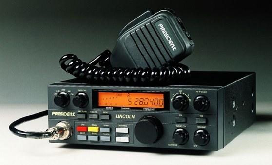 President lincoln radio10 metri e CB ecomasterplus