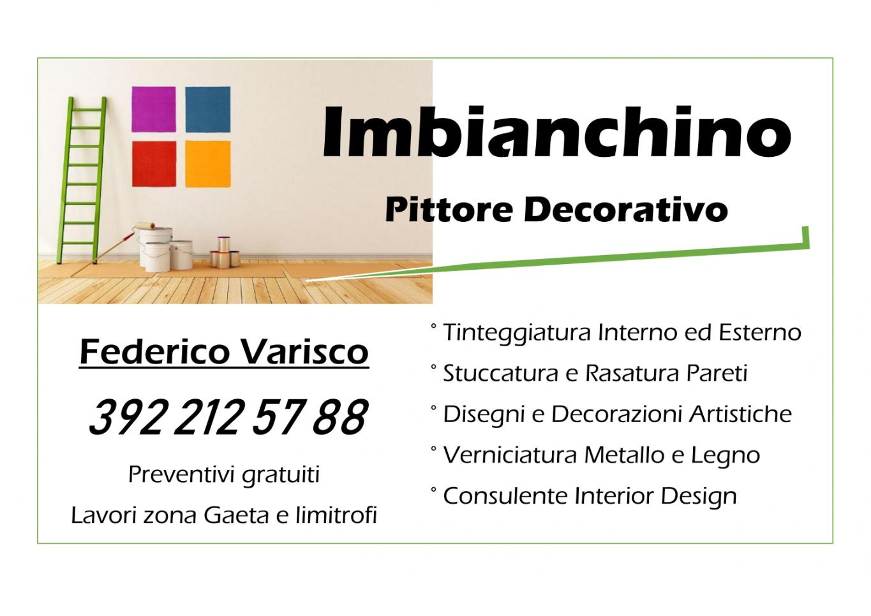 Imbianchino - Pittore Decorativo