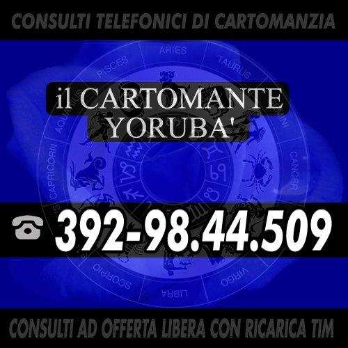Chiama ora per un consulto telefonico di Cartomanzia con offerta libera