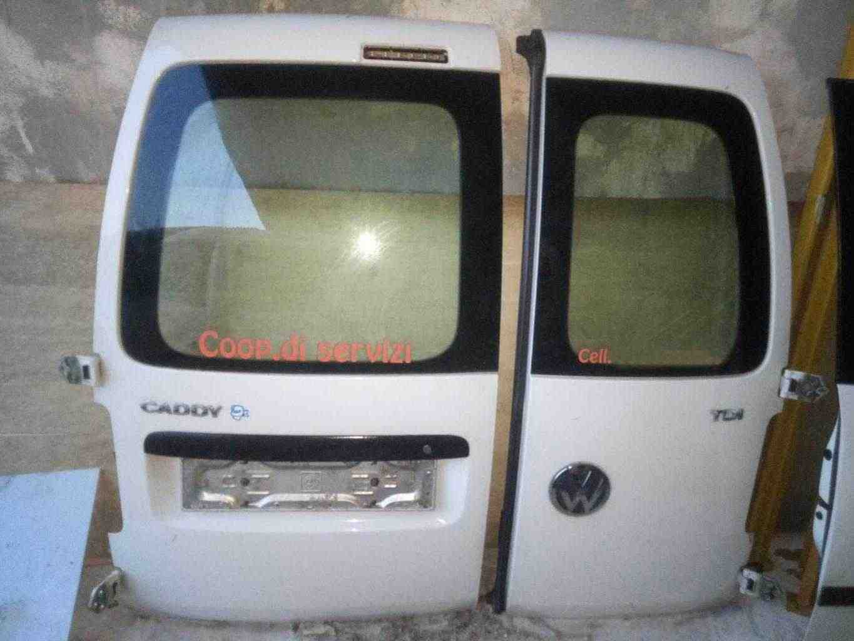 Porte posteriori battenti Volkswagen Caddy 2006
