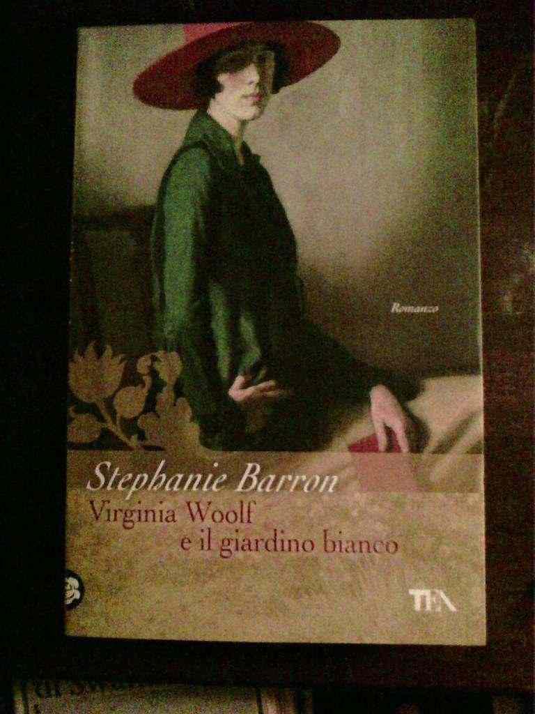 Stephanie Barron - Virginia Woolf e il giardino bianco
