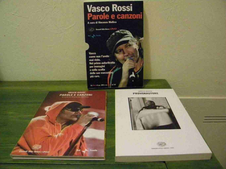 Vasco Rossi - Parole e canzoni