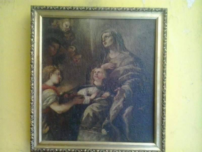 Luca Giordano, olio su tela da Valutazione Scippa